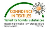 certifikat rullgrastextil
